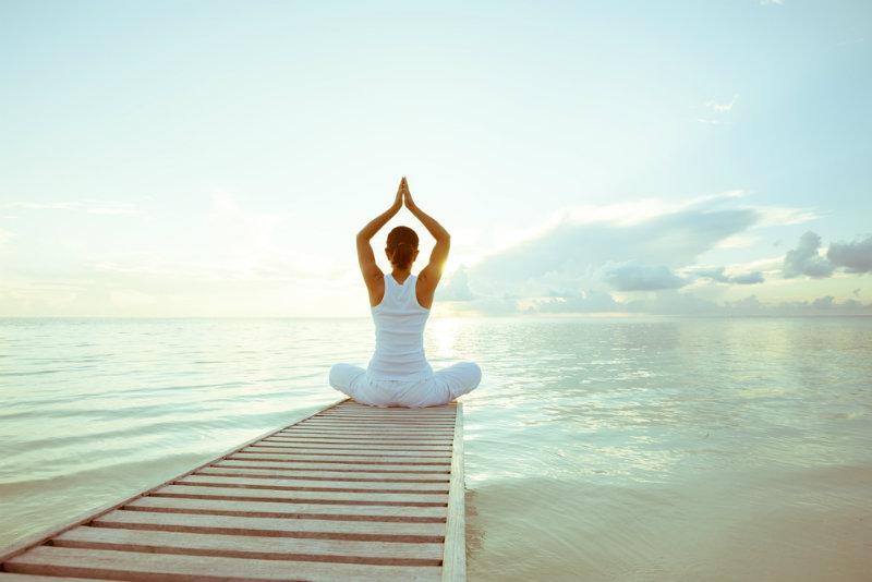 Κάνουμε ασκήσεις Γιόγκα και καταπολεμούμε το άγχος και την ακινησία
