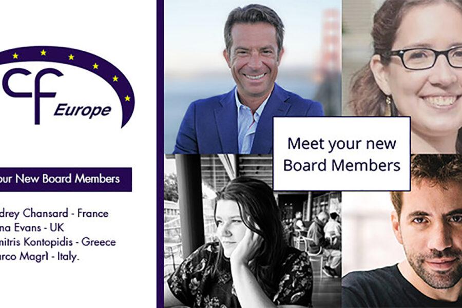 O Δημήτρης Κοντοπίδης εκλέχθηκε στο Δ.Σ. του Ευρωπαϊκού Οργανισμού για την Κυστική Ίνωση CF Europe