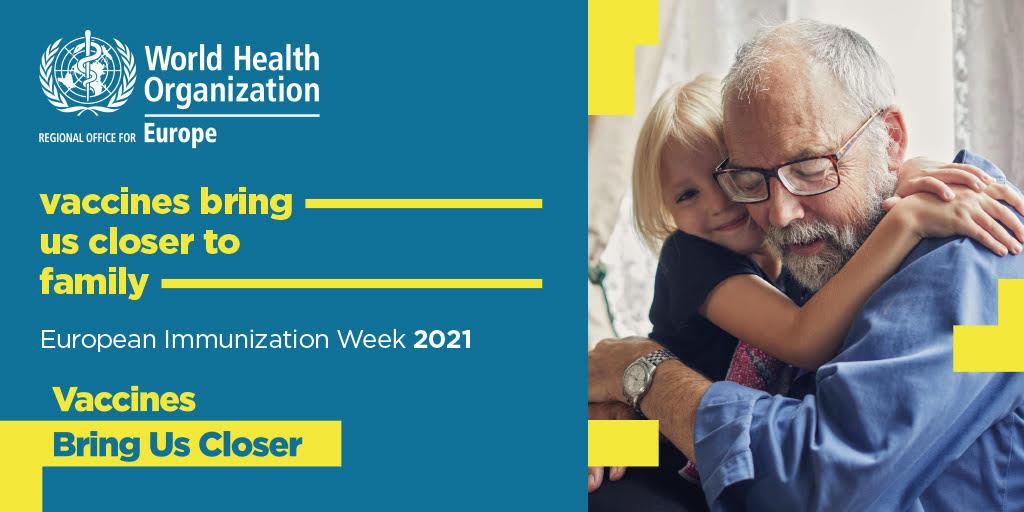 Η Ένωση Ασθενών Ελλάδας τιμάει την Ευρωπαϊκή Εβδομάδα Εμβολιασμού