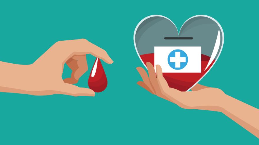 ΕΚΕΑ – Κάλεσμα για εθελοντική αιμοδοσία στις 31/8 και 1/9 στο Μετρό Συντάγματος